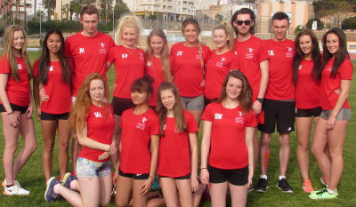 County Schools Athletics Championships