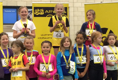 Young Athletes' Indoor Quadrathlon