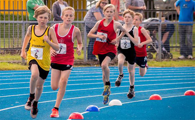 A Winning Weekend for Stockport Harriers Young Athletes