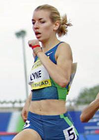 Becky Lyne