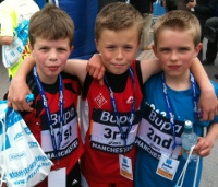 BUPA  Junior Manchester Run