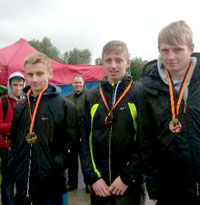 Greater Manchester and Northwest Road Relays