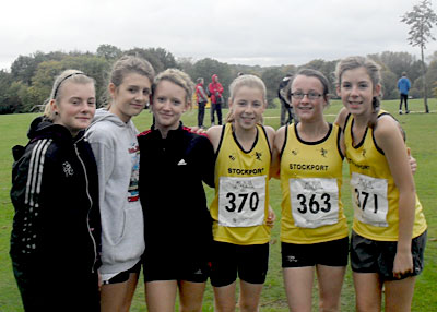 Heaton Park Cross Country