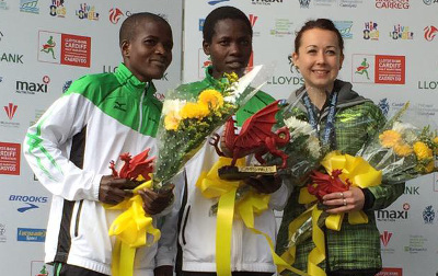 Jess takes British Half Marathon championships