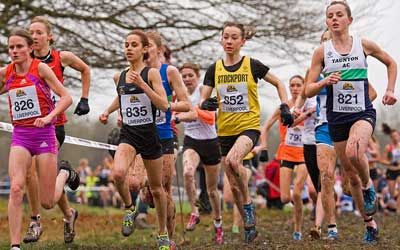 Jess Coulson was a comfortable  winner in the Euro Trials