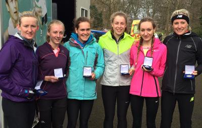 Senior ladies take Northern 6-stage silver
