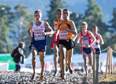 Ross Millington led the GB team home in 5th place. Photo © Dan Vernon