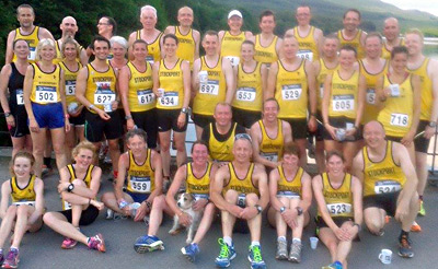 Stockport Harriers' Race Series Update