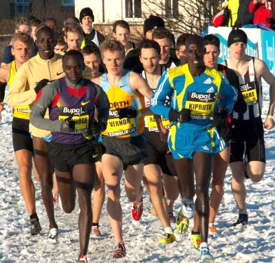 Great Edinburgh International Cross Country