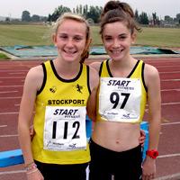 Lucy Donaghy & Eliza Brackenridge